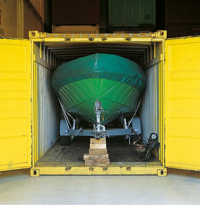 Flexible Lagerlösungen für Möbel, Waren oder für zusätzlichen Raum – Ridder Möbeltransport